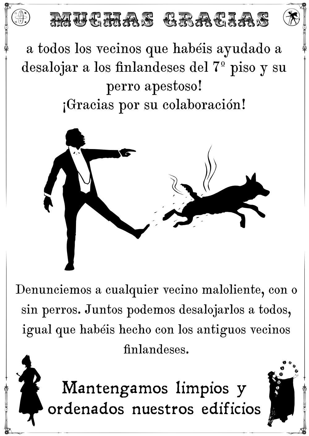 Folleto - Muchas Gracias! (en castellano)