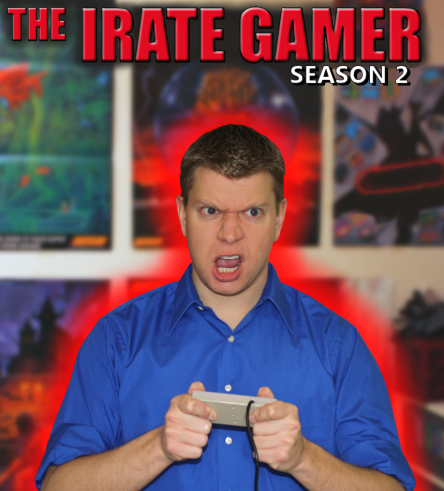 Irate Gamer aka Chris Bores