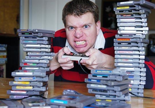 Chris Bores aka Irate Gamer