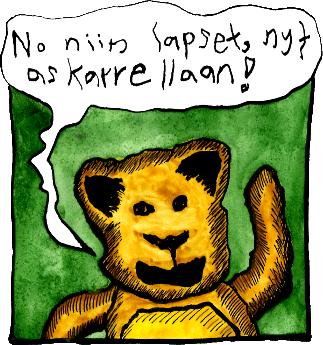 Nalle Narkkqri-esimerkkiruutu