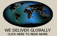 We deliver globally - click here to read more